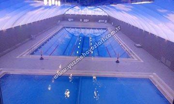 Gap Vadisi İkiz Kapalı Yüzme Havuzu