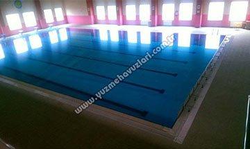 Harran Üniversitesi Kapalı Yüzme Havuzu
